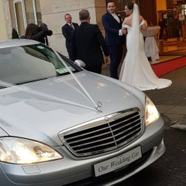 wedding car galway