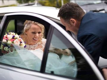 best wedding car driver